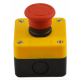 Emergency stop switch + IP65 enclosure
